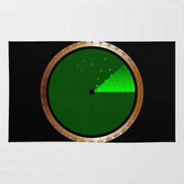 Detected Radar Rug