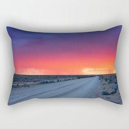 Backroad to Heaven Rectangular Pillow
