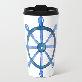 Navigating the seas Travel Mug
