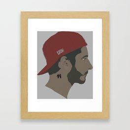 Leon14 Framed Art Print