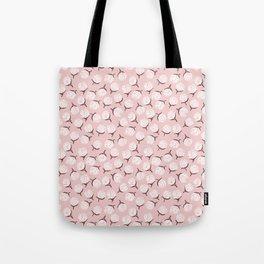 Peony Flower Pink Tote Bag