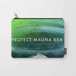 Protect Mauna Kea Carry-All Pouch