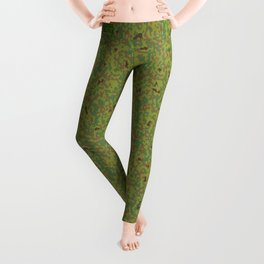 Digital Camouflage Leggings - Type Woodland Argentina, by Mision Militar ™ Leggings