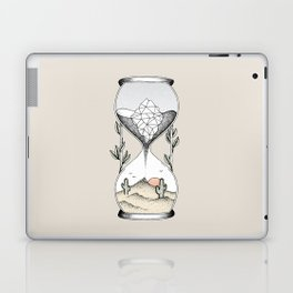Time Is Running Out Laptop & iPad Skin