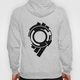 Ghost in the Shell - Symbol Hoody