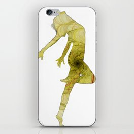The dancer 01 iPhone Skin