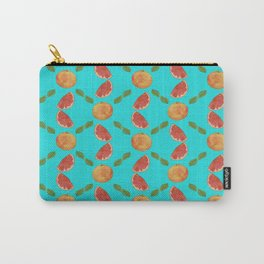 Grapefruit Shimmy Carry-All Pouch