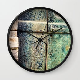 Thirties Pickup Wall Clock