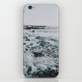 summer waves ii / bondi beach, australia iPhone Skin