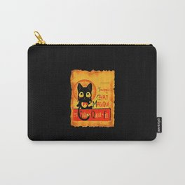Chat Magique Carry-All Pouch