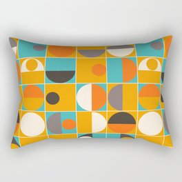 Panton Pop Rectangular Pillow