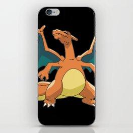 Pokémon Charizard iPhone Skin