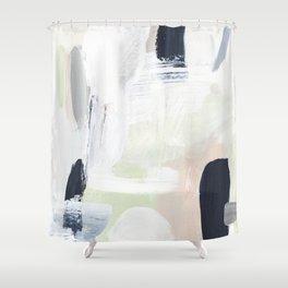 Sand & Sage Shower Curtain