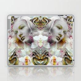 Veronica Among Orchids Laptop & iPad Skin