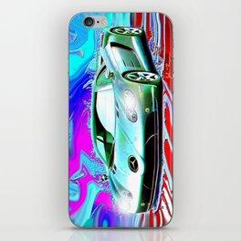 Fast Benzie iPhone Skin