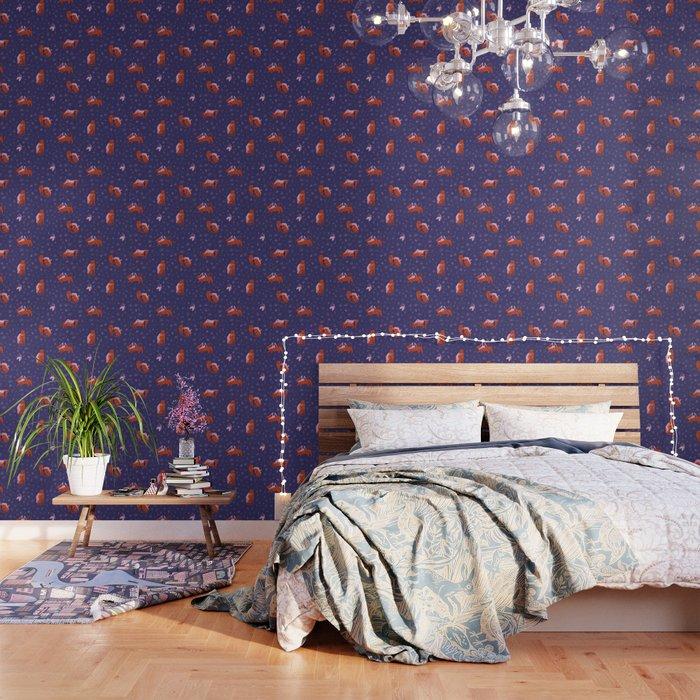 Night safari Wallpaper