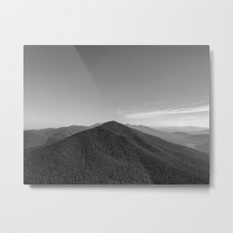 Views from Sharp Top Metal Print