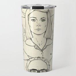 The Royal Tenenbaums Travel Mug