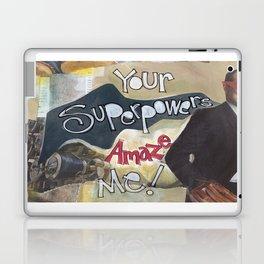 Superpower Laptop & iPad Skin