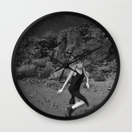 Run run Run run Run run Run away From your Responsibilities Wall Clock