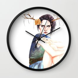 Lana Wall Clock