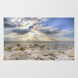 Birling Gap Seven Sisters Angel Light Rug