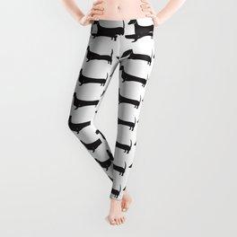 Dachshund Leggings