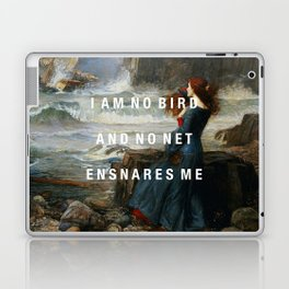 I am no bird Laptop & iPad Skin