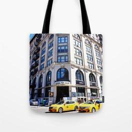 SoHo New York City Street Tote Bag