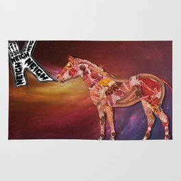 Horse Meat Rug