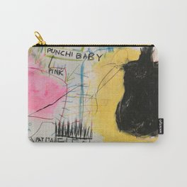 Simona's Eyes Carry-All Pouch