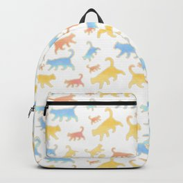 Watercolor Cats - Cats Everywhere! Backpack