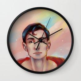 Sunny Flight Wall Clock