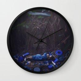 The Wrong Dress Wall Clock
