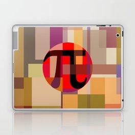 Geometric Pi  Laptop & iPad Skin