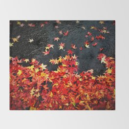 Tacoma Autumn Throw Blanket