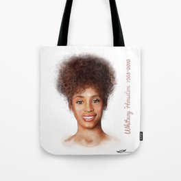Houston, Whitney Tote Bag
