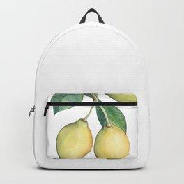 Lemon Dreams Backpack