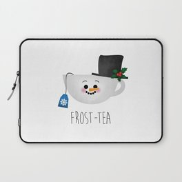 Frost-tea Laptop Sleeve