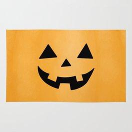 Happy Jack-O-Lantern Rug