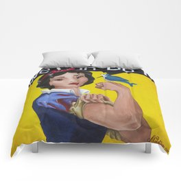 Rosie the Riveter, We Can Do It Comforters