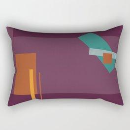 Abstract 01 Rectangular Pillow