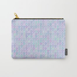 Candy Corn in Grape? Carry-All Pouch