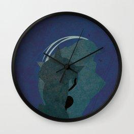 Al Wall Clock
