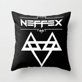 neffex Throw Pillow