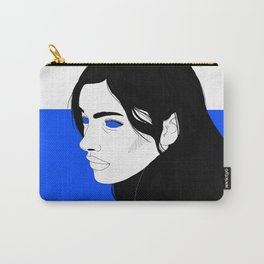 Ocean Eyes 1 Carry-All Pouch