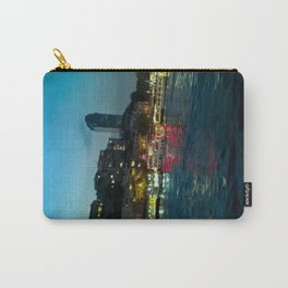 The night lights. Carry-All Pouch