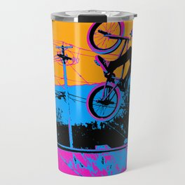 BMX Back-Flip Travel Mug