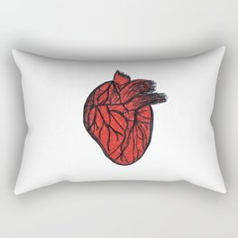 My corazon Rectangular Pillow