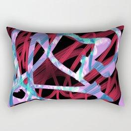 whoa Rectangular Pillow